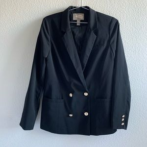 Forever 21 Double Breasted Blazer Size Medium